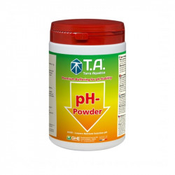 Terra Aquatica GHE - pH Down Dry 500g - Poudre pour abaisser le ph