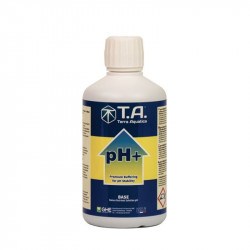 Terra Aquatica GHE - PH UP 1L remonte le ph de votre solution nutritive