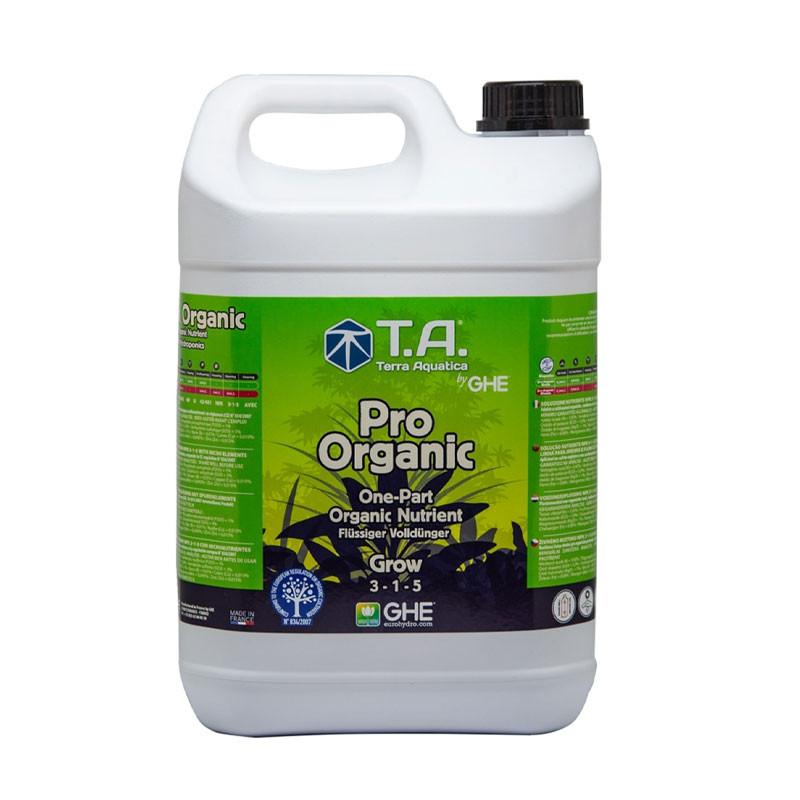 Terra Aquatica GHE - Biothrive Grow 5L , engrais de croissance
