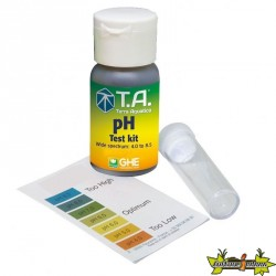Terra Aquatica GHE Test Kit ph 30ml Manuel 200 tests