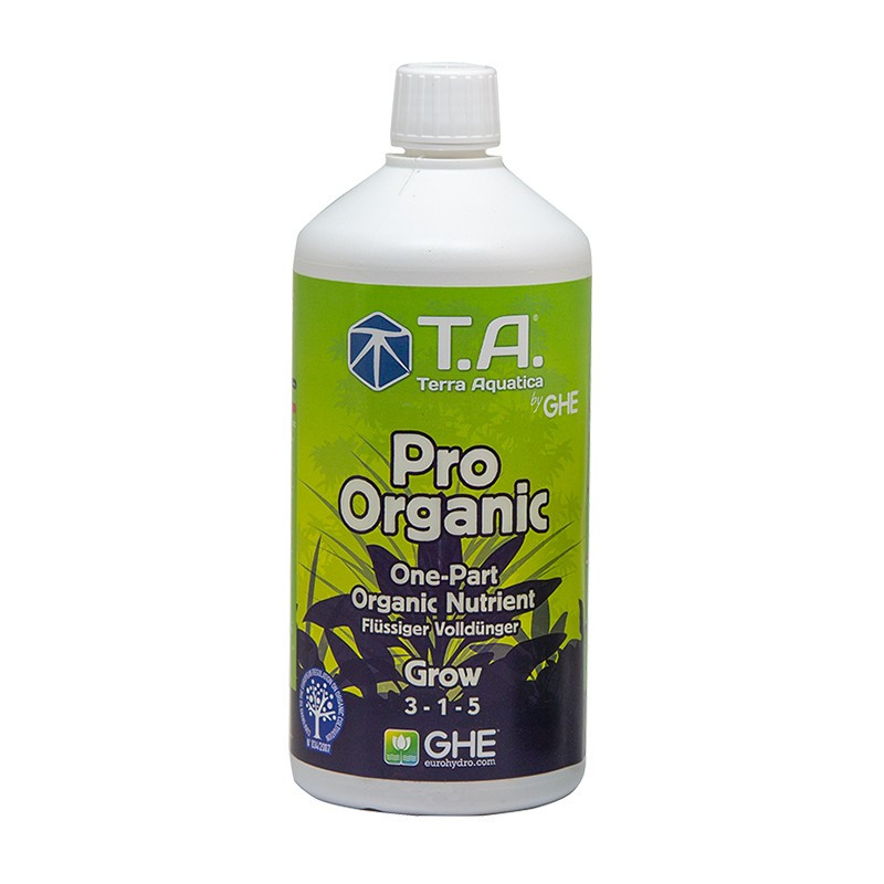 Terra Aquatica GHE - Biothrive Grow 1L, engrais de croissance