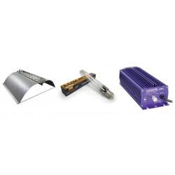 KIT ECLAIRAGE ELECTRONIC 400V 600W LUMATEK 10