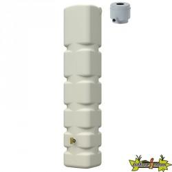 KIT CUVE MURALE BASIC 300L SABLE- COLLECTEUR GRIS