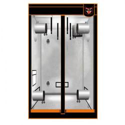 Superbox Chambre de Culture - Mylar V2 60 - 60X60X160 cm , armoire de culture