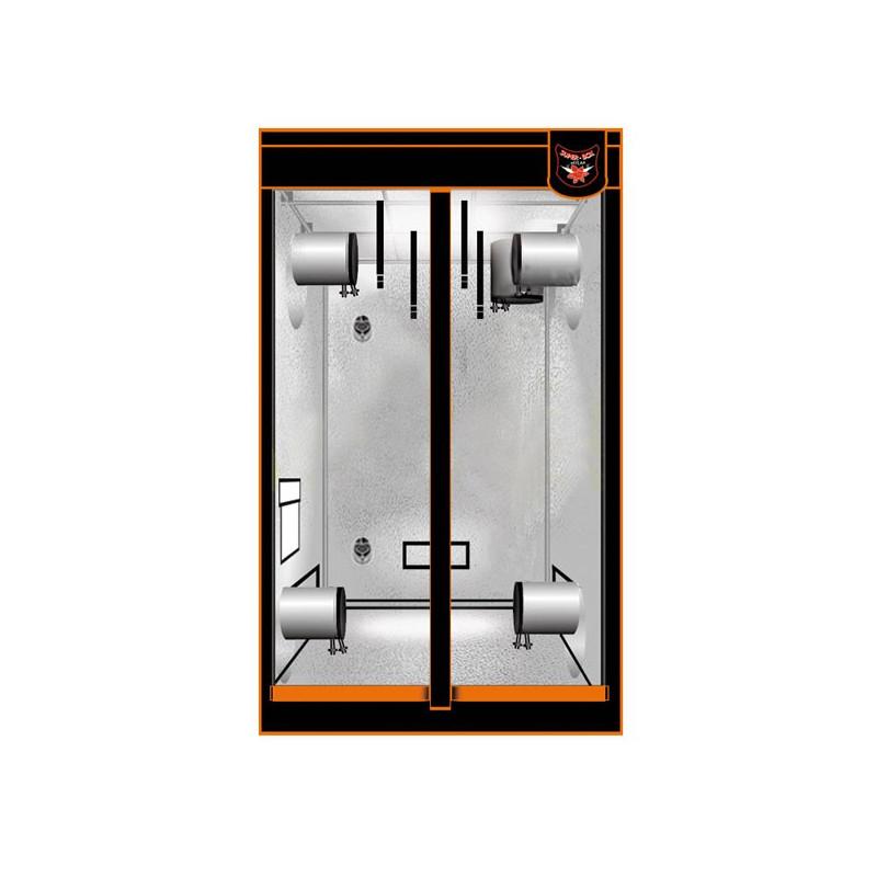 Superbox - Mylar V2 60 - 60X60X160 cm - Chambre de Culture