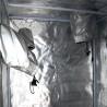 Superbox Chambre de Culture - Mylar 80 V.2 - 80X80X180 cm , armoire de culture
