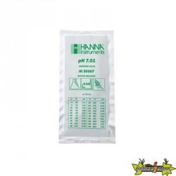 Hanna - Etalonnage PH 7.01 - Sachet de 20ml