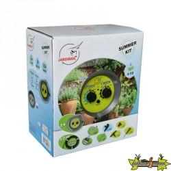 Jardibric - Kit autonome - Pompe d'arrosage programmable 10 plantes
