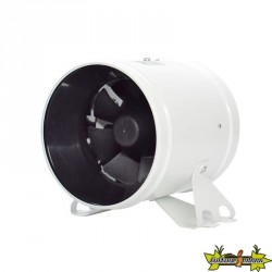 Bullfilter - Extracteur d'air Bullfan - 150mm - 594m³/h - Inline EC Fan