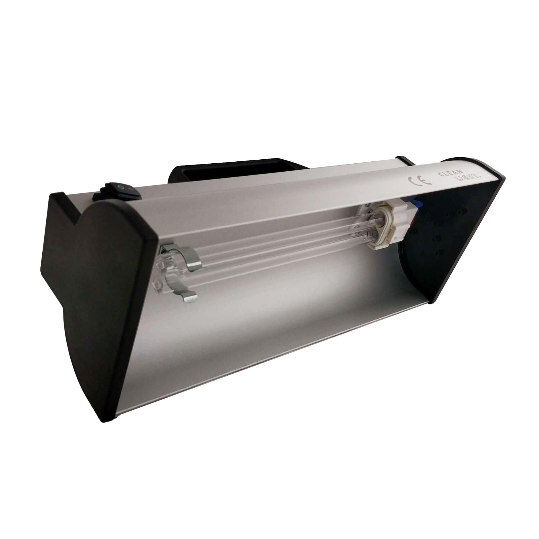 TUBE AERO BLANC 100X80MM 5 TROUS LONG. 1M