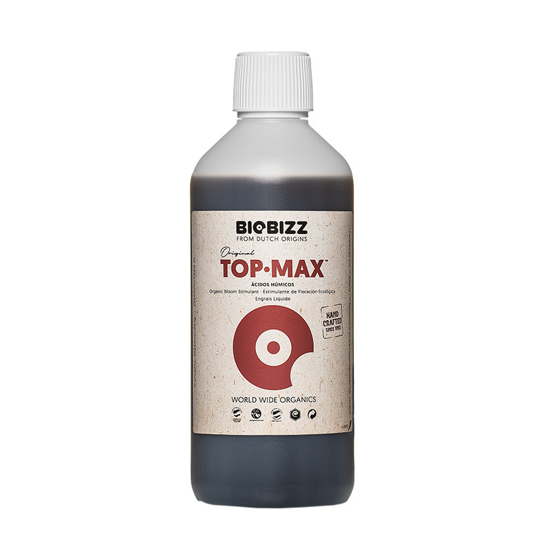 Engrais d'aide à la floraison Top Max 500 mL - Biobizz