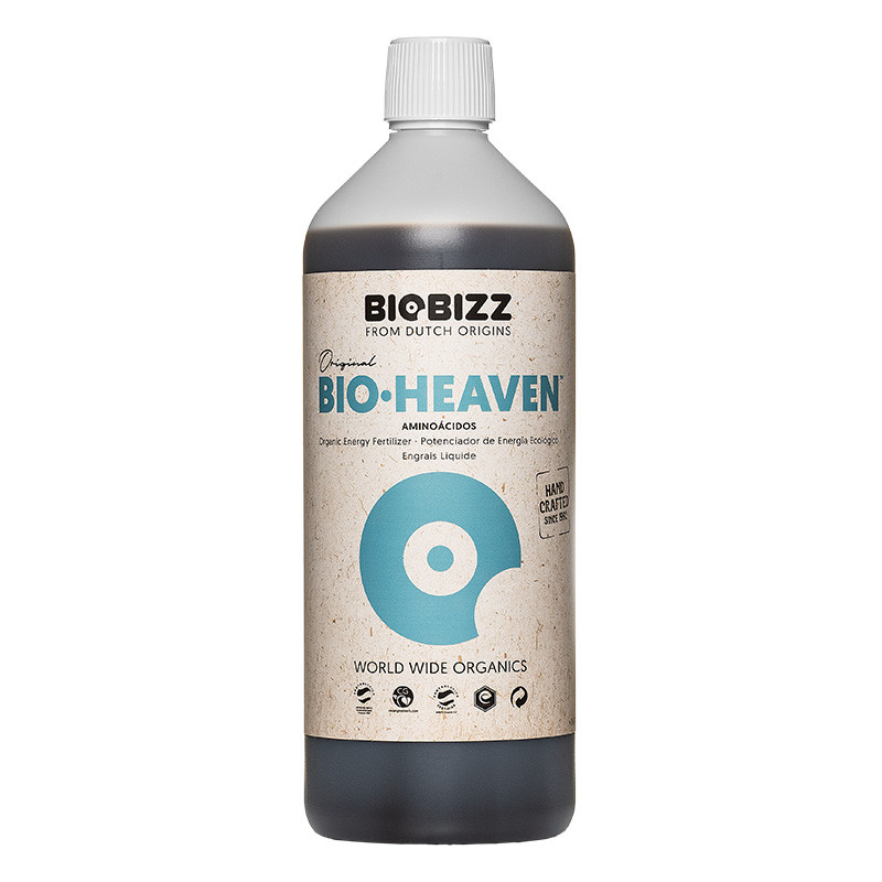 stimulateur d'énergie Bioheaven 1 L - Biobizz