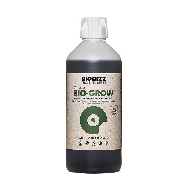 Engrais Activateur de sol Bio Grow 500 mL - Biobizz