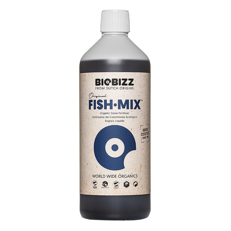 Engrais stimulateur de croissance Fish Mix 1 L - Biobizz
