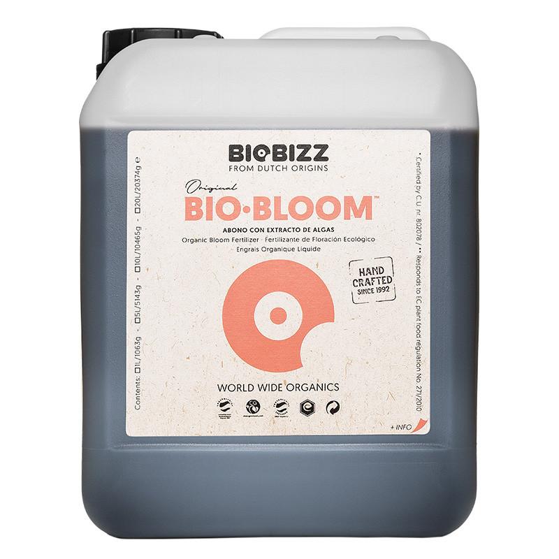 Engrais Booster de floraison Bio Bloom 5 L - Biobizz