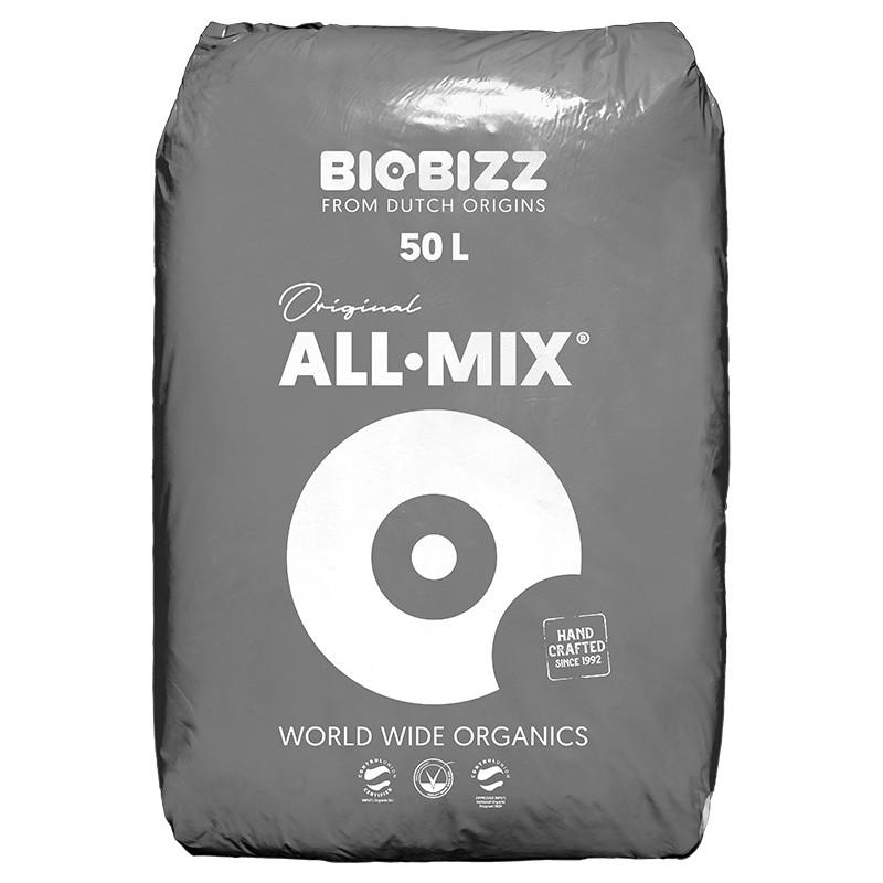 Terreau All Mix - 50 L - Biobizz