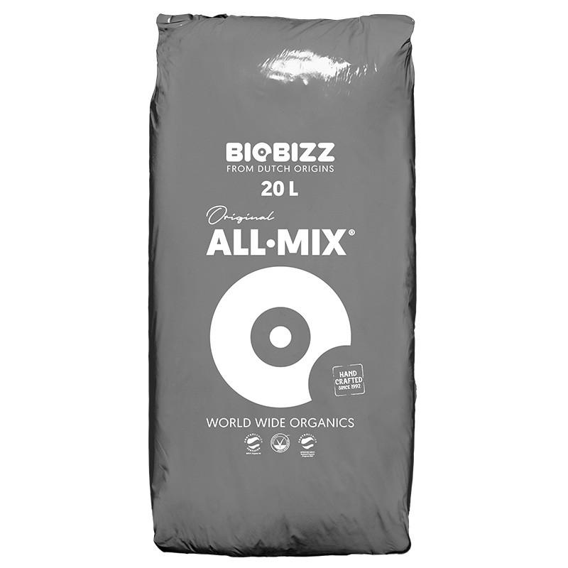 Terreau All Mix - 20 L - Biobizz