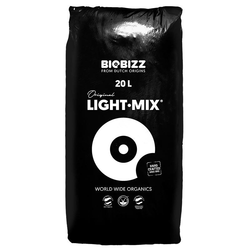 Terreau Light Mix - 20 L - Biobizz