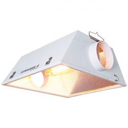 REFLECTEUR HYDROFARM XTRASUN 150MM 533 X 603 X H203 , ,douille E40, pour hps ou mh 150 à 1000w