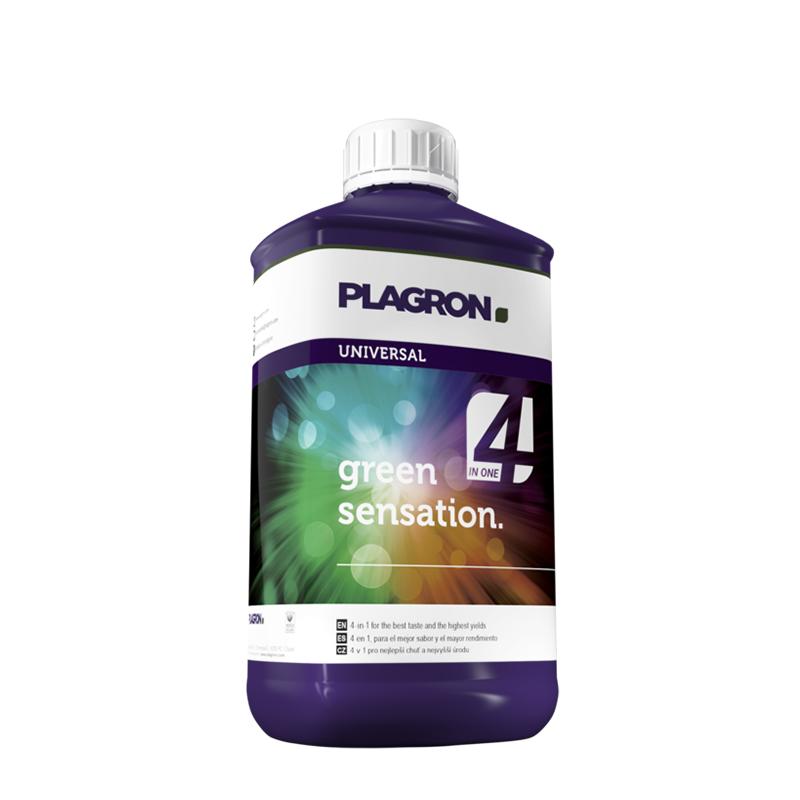 Plagron - Green sensation 250ml, booster de floraison