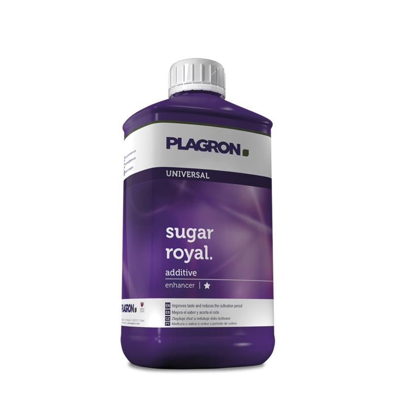 Plagron - Sugar Royal 250ml, amplificateur de sucres et de goûts
