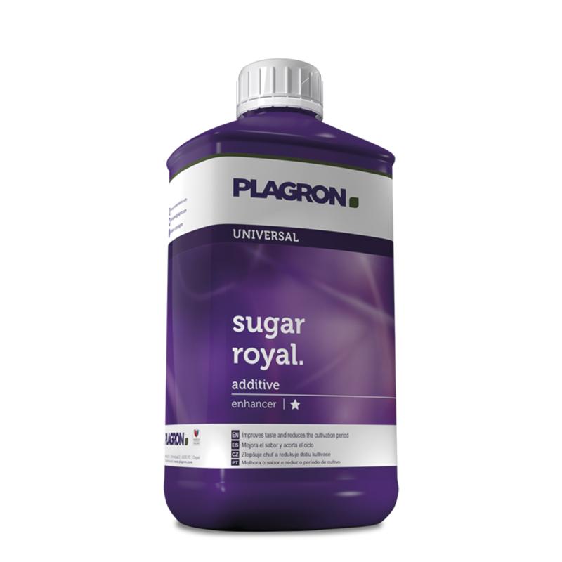 Plagron - Sugar Royal 500 ml, augmente le sucre et le goût