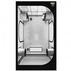 Blackbox Silver Chambre de Culture - BBS V2 - 120X120X200 cm , placard de culture