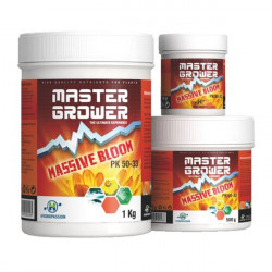 Hydropassion - Massive Bloom 100g , booster de floraison pk 52-34
