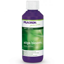 PLAGRON Alga Bloom 100 ml, engrais de floraison biologique