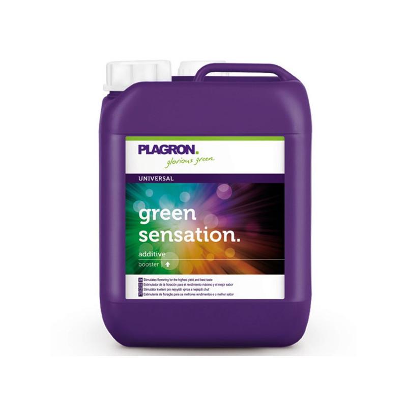 Plagron Green sensation 5L, booster de floraison , augmente les principes actifs
