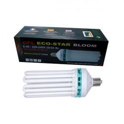 Ampoule CFL Eco-Star 5 U 125 W 2700 °K , lampe economique floraison ,E40