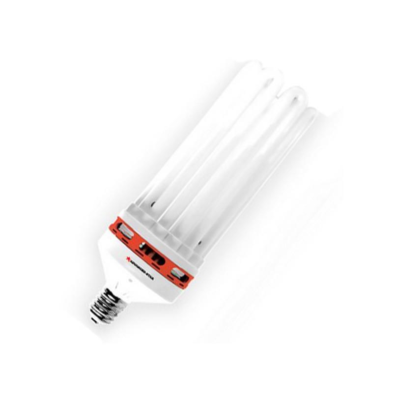 Pro-Star - Ampoule CFL 5 U 125 W 2100 °K , lampe economique floraison , E40