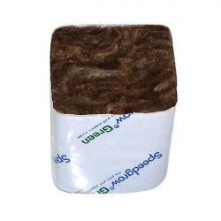 SpeedGrow Green - Carton de 1800 cubes laine de roche 4x4x4cm