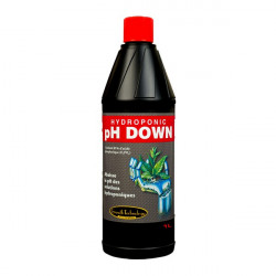 ph down 1ltr , régulateur de ph , abaisse le ph de l'eau ,Growth Technology