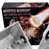 réflecteur vitré ventilé Monster Warriors 200mm , air cooled , douile E40