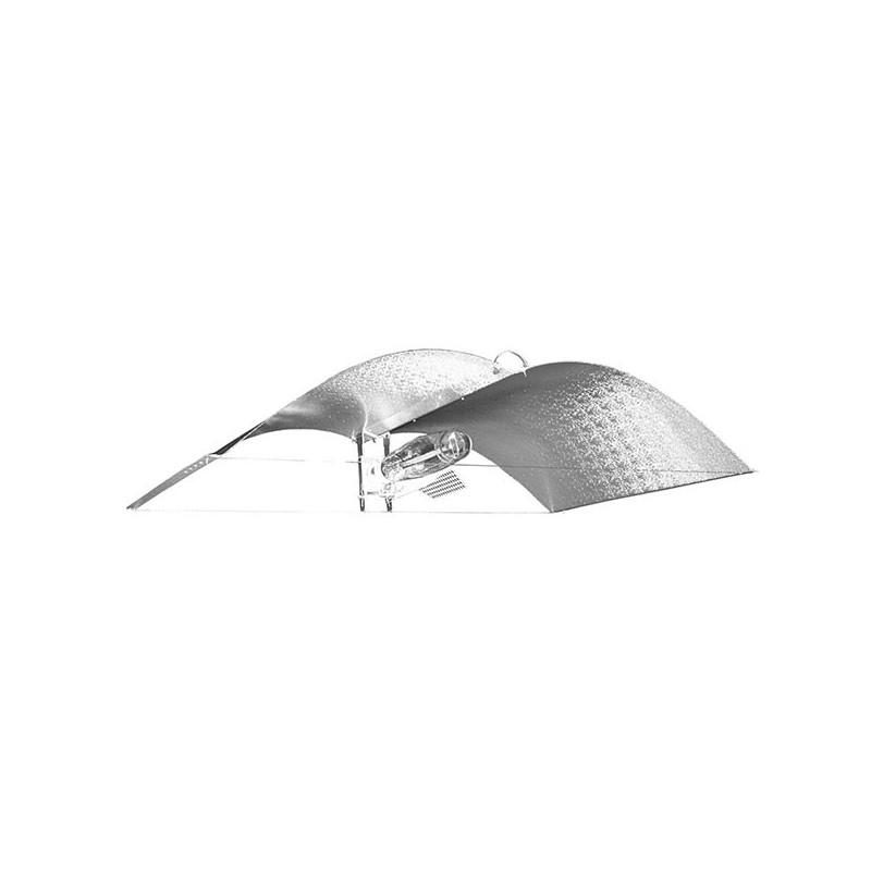 Réflecteur Adjust-A-Wings - AVENGER Large + Douille E40 , pour hps ou mh 150 à 1000w