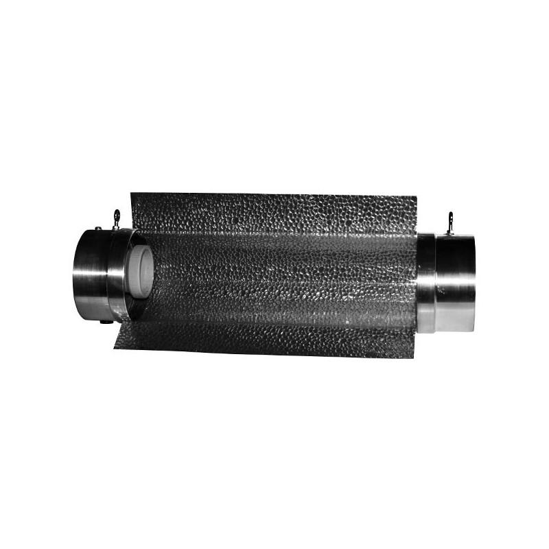 réflecteur COOLTUBE ECO 125mm 480mm, douille E40 ,lampe hps et mh