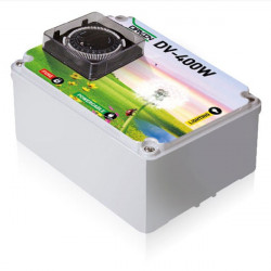 Timer DAVIN DV-400 1 x 400 W , programmateur lampes de culture