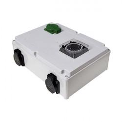 DAVIN DV14k Timer Relais 4 lampes x600W max + chauffage