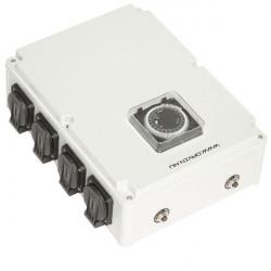 DAVIN DV28 Timer Relais 8x Lampes 600W max