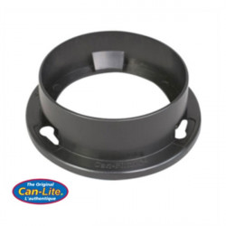 Option flange Can Lite 125mm