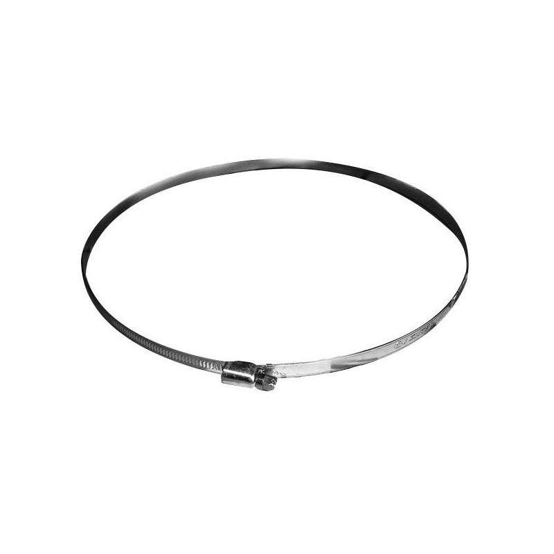 Winflex - Collier de serrage alu 315-330mn ,conduit de ventilation
