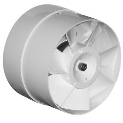 Extracteur de gaine Winflex VKO 100 mm 105 m3/h , ventilation