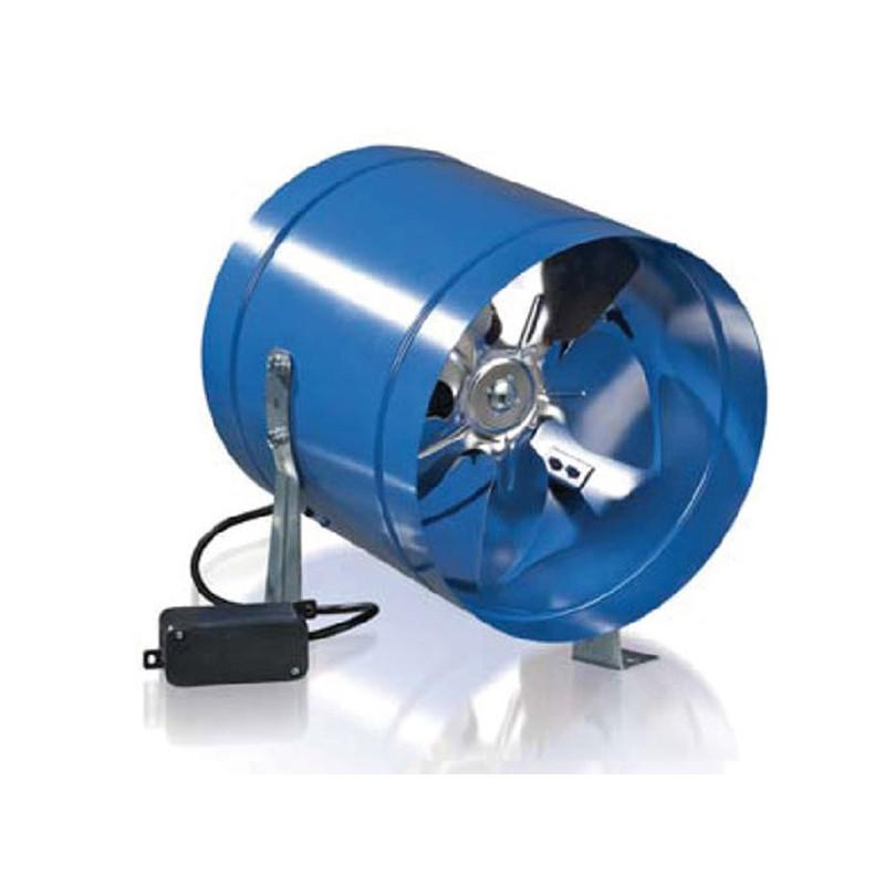 extracteur d'air métal Winflex VKOM 200mm 405m3/h