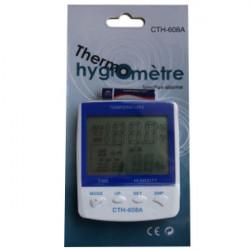 Winflex - Thermo-hygromètre à sonde , température et humidité