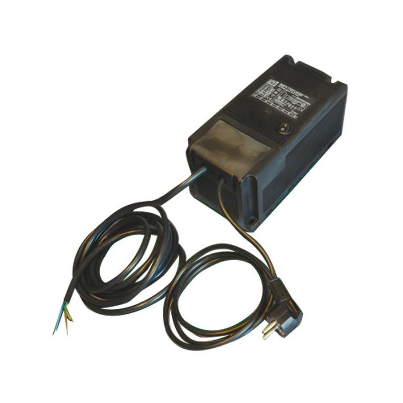 Ballast ETI DUOBOX 600W HPS MH CLASSE 2 IP20 , ballast magnétique , transformateur