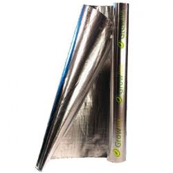 Papier réflechissant Growlux - Foylon 1.22m x 60m Roll (anti-détection)