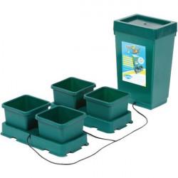 système hydroponique Autopot - Kit Easy2Grow 4 pots 8.5L , sans pompe ni électricité