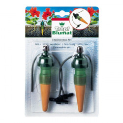 irrigation ,arrosage Blumat Set de 2 carottes pour extension