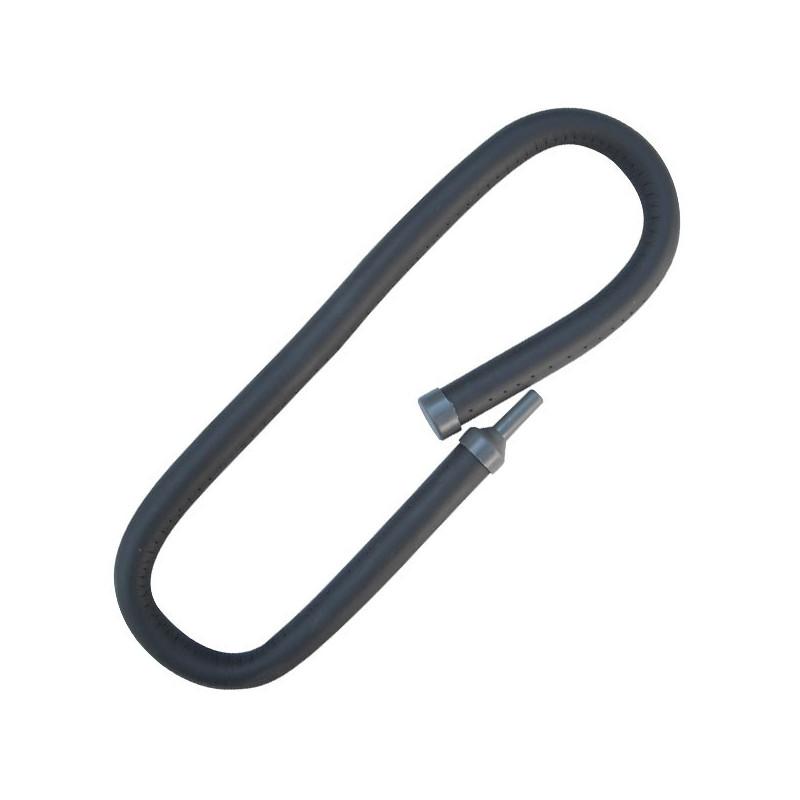 Bulleur flexible 30cm 4/6mm
